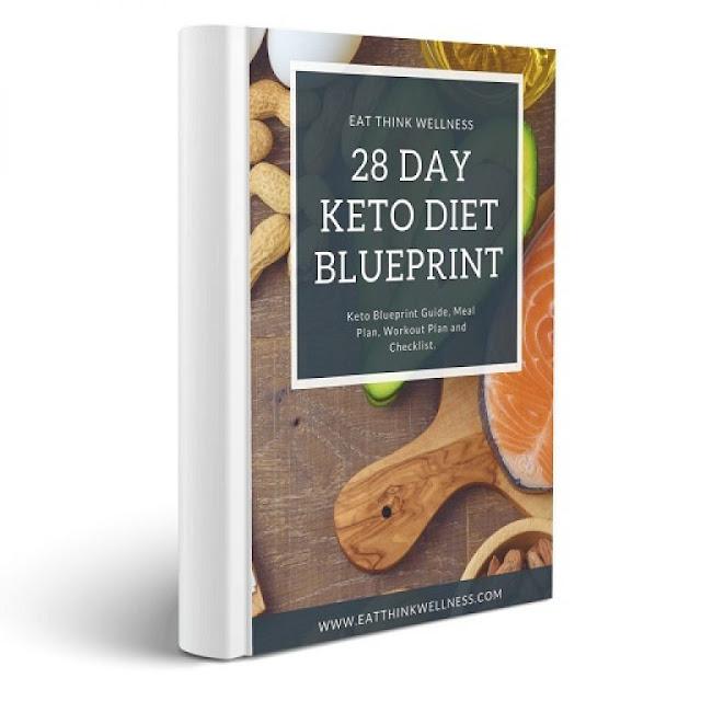 28 DAY KETO DIET BLUEPRINT