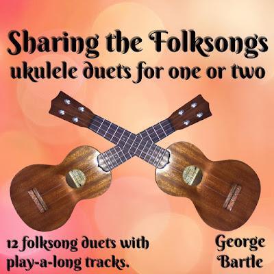 George Bartle Ukulele folksongs