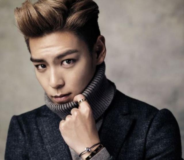 Gaya Rambut Pria Ala Artis Korea Brown Quiffed
