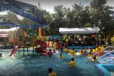 Wisata Kolam Spongebob Tulungagung