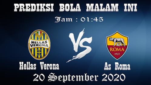 Prediksi Bola Hellas Verona Vs As Roma
