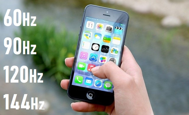 Teknologi Refresh Rate Smartphone