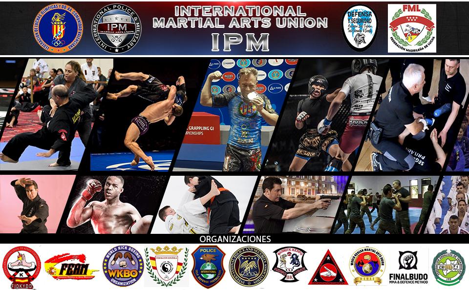 INTERNATIONAL MARTIAL ARTS UNION I.P.M - I.P.S.A.