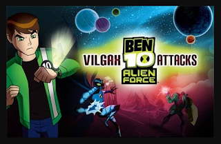 Download Ben 10 Alien Force: Vilgax Attacks Android ISO/CSO PPSSPP Android