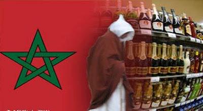 المغاربة أكثر اسهلاكا للكحول