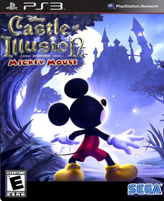 CASTLE OF ILLUSION STARRING MICKEY MOUSE HD PS3 TORRENT