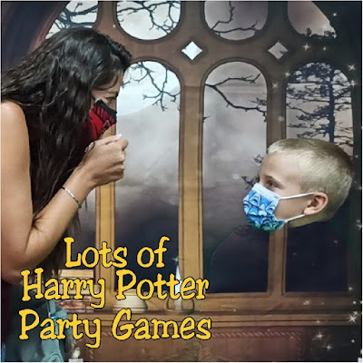 Find lots of fun Harry Potter party games for your next party.  There are great printable games, diy games, and games straight from the Harry Potter movies to give an authentic and fun feel to your Harry Potter party.