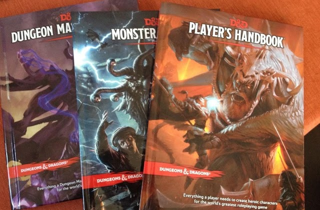 Dungeons & Dragons 5.0 lançado em português no Brasil! Saiba onde comprar! Mas não se empolgue ainda.