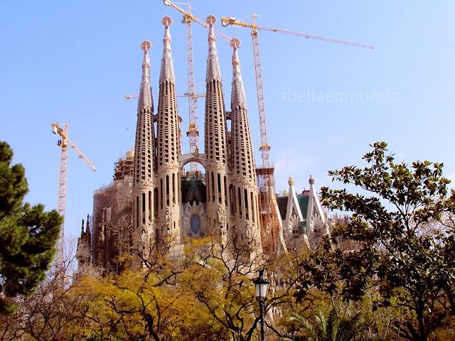 abellaeomundo barcelona sagrada familia