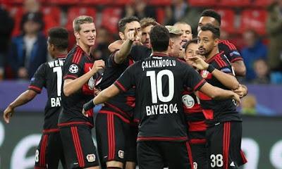 Daftar Skuad Pemain Bayer Leverkusen 2017-2018