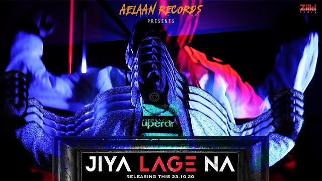 JIYA LAGE NA SONG LYRICS   MUHFAAD   AELAAN EP   2020 Lyrics Planet