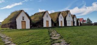 Granja Glaumbaer, Islandia, Iceland.