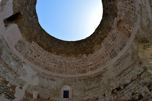 Kroatia,Split, Trogir