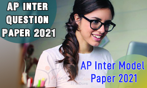 AP Question Paper 2021