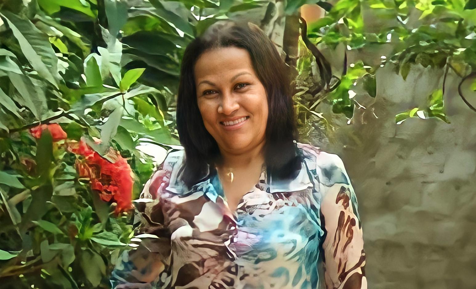 Odete Teixeira Vitima de Acidente em Davinópolis