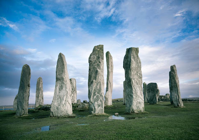 Ancient secret of stone circles revealed