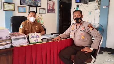Mantap, Capaian Vaksin Covid -19 di Desa Bara Hampir 70 Persen
