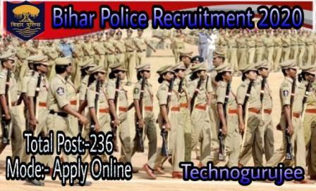 Bihar-Police-Forester-Recruitment-202- Apply-Online