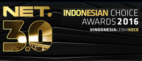 Indonesian Choice Awards 2016 NET TV