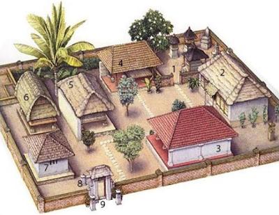 Makna filosofis Konsep Dapur bagi Masyarakat Bali