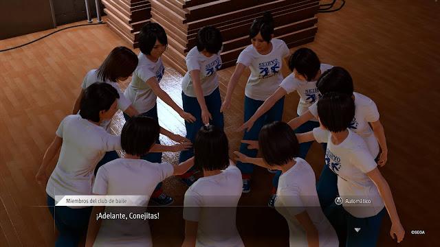 Análisis de Lost Judgment en PS5