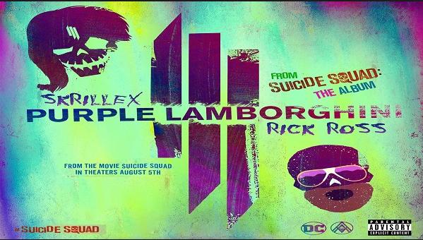 Lirik Lagu Lengkap 123 Lirik Lagu Skrillex Purple Lamborghini