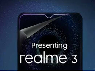 Realme 3 lunch date, price in India