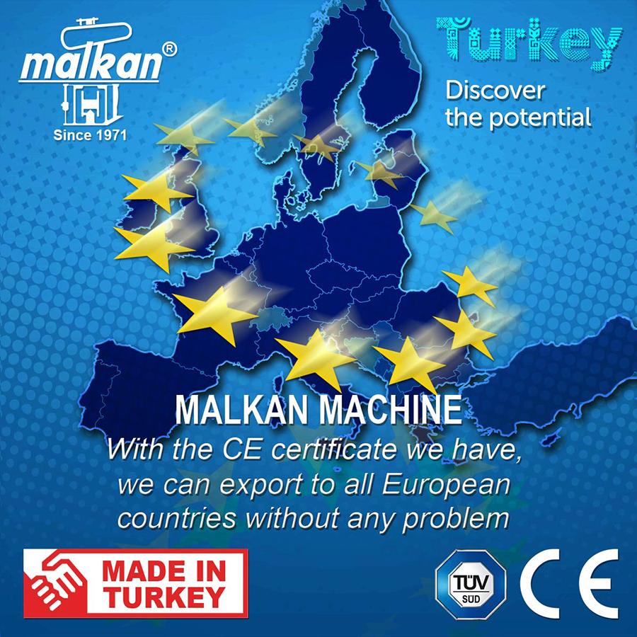 Malkan - Nhà cung cấp thiết bị là hoàn thiện hàng đầu thế giới