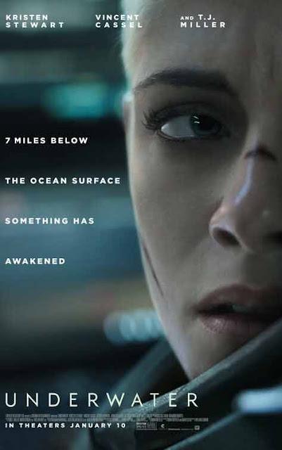 من يخاف من رهاب الكلوستروفوبيا.. فيلم Underwater سيجعلك تحبس أنفاسك بوستر poster