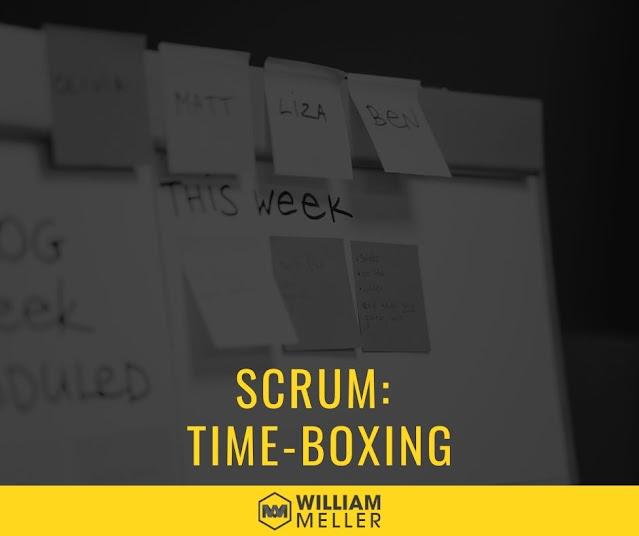 Princípio Scrum 05:Time-boxing
