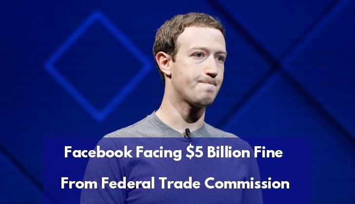 FTC  - RQWa31563001859 compressor - Facebook Facing $5 Billion Fine From Federal Trade Commission
