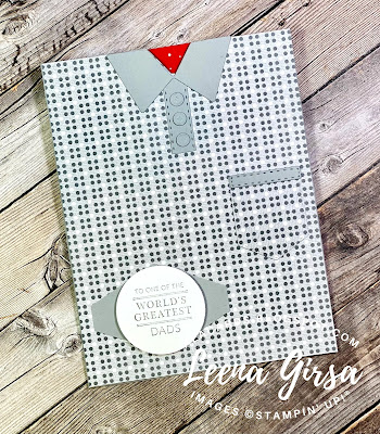 fathers day diy gift card holder