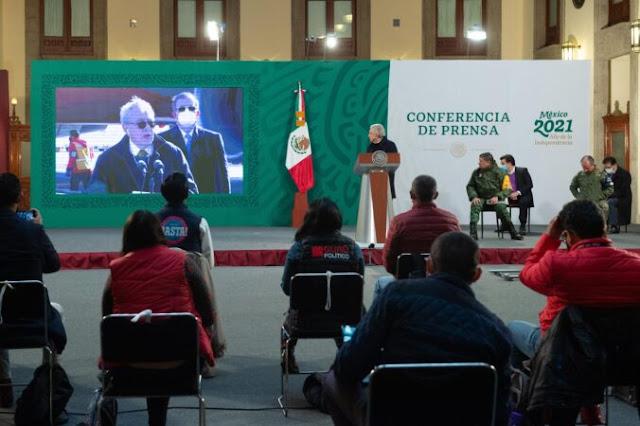 Llegan a México 439 mil dosis de vacunas contra COVID-19