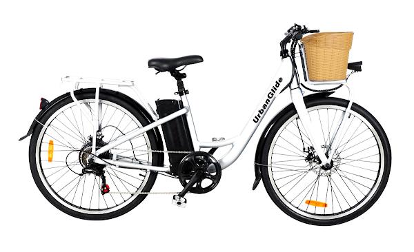 UrbanGlide EBIKE H1, uma bicicleta elétrica elegante pensada para o público feminino