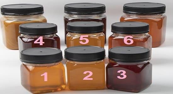 انواع العسل في اليمن