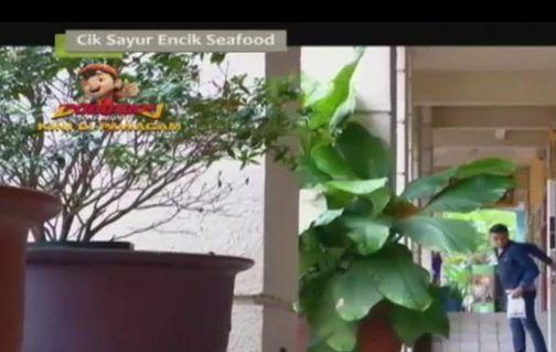 Tonton Online Telemovie Cik Sayur Encik Seafood