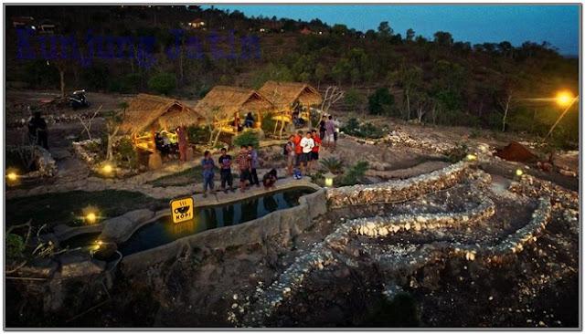 Boekit Tinggi Daramista;10 Destinasi Wisata Populer di Madura;