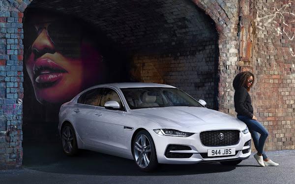 Novo Jaguar XE 2021
