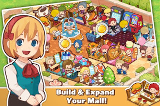 Happy Mall Story Apk v1.6.2 Mod Unlimited Gems Terbaru