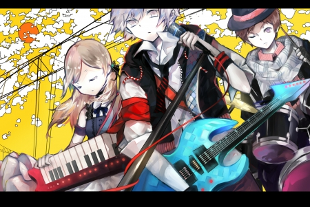 OST Anime rock terbaik