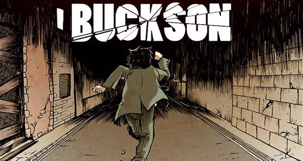 """Reseña del cómic """"Buckson"""", de Víctor Araque"""