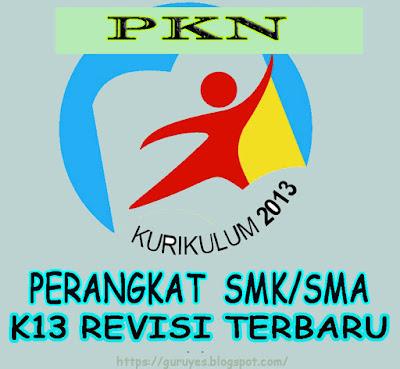 RPP K13 SMA/SMK PPKn Kelas 12 Revisi 2018