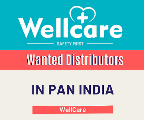 Wanted Distributors for Hand Sanitizer, Surface Disinfectant, Fruit and Vegetable Wash in Pan India