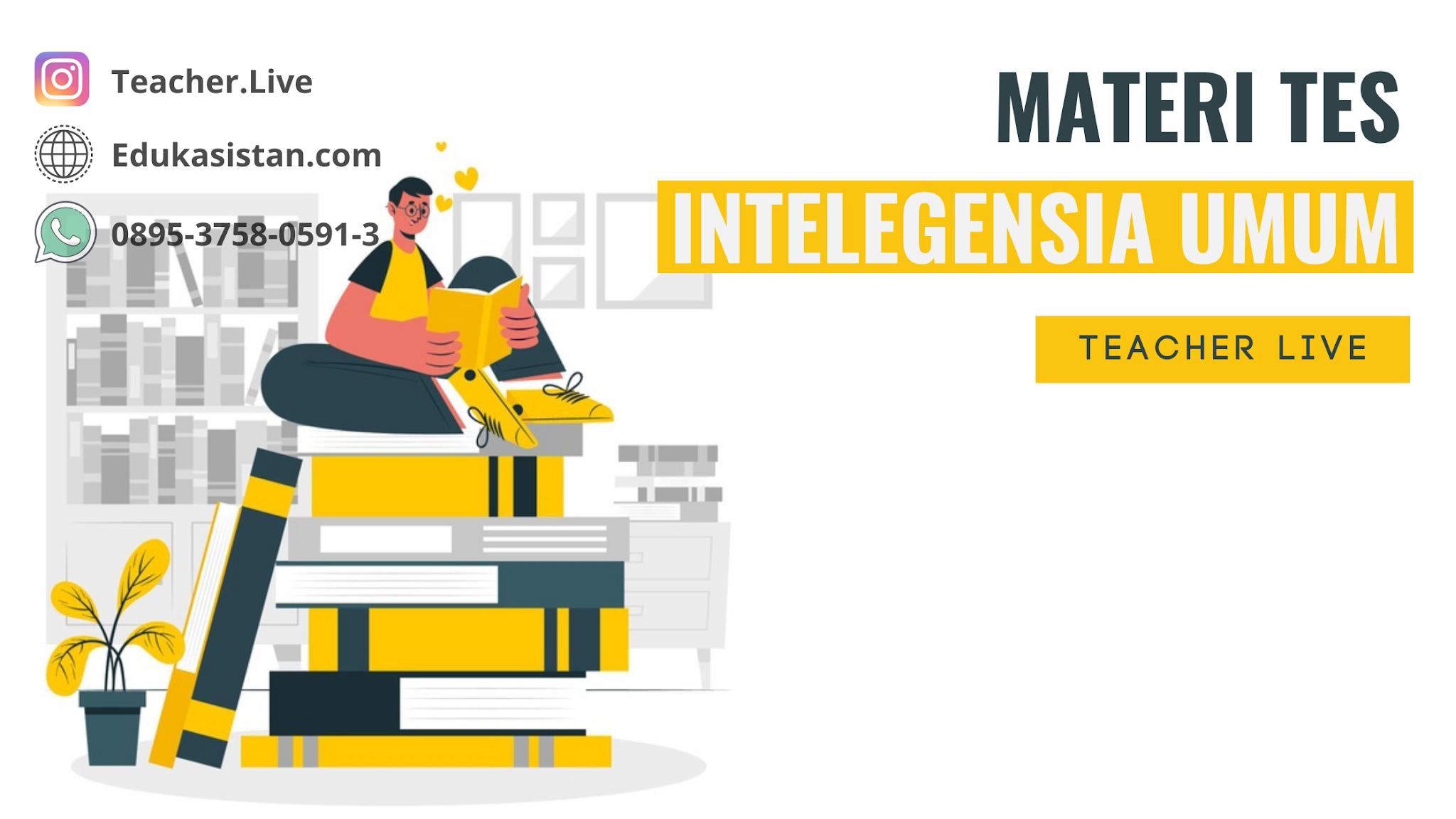 Materi Tes Intelegensia Umum