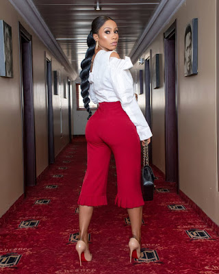 Mercy Eke #BBNaija fashion line M&M luxury