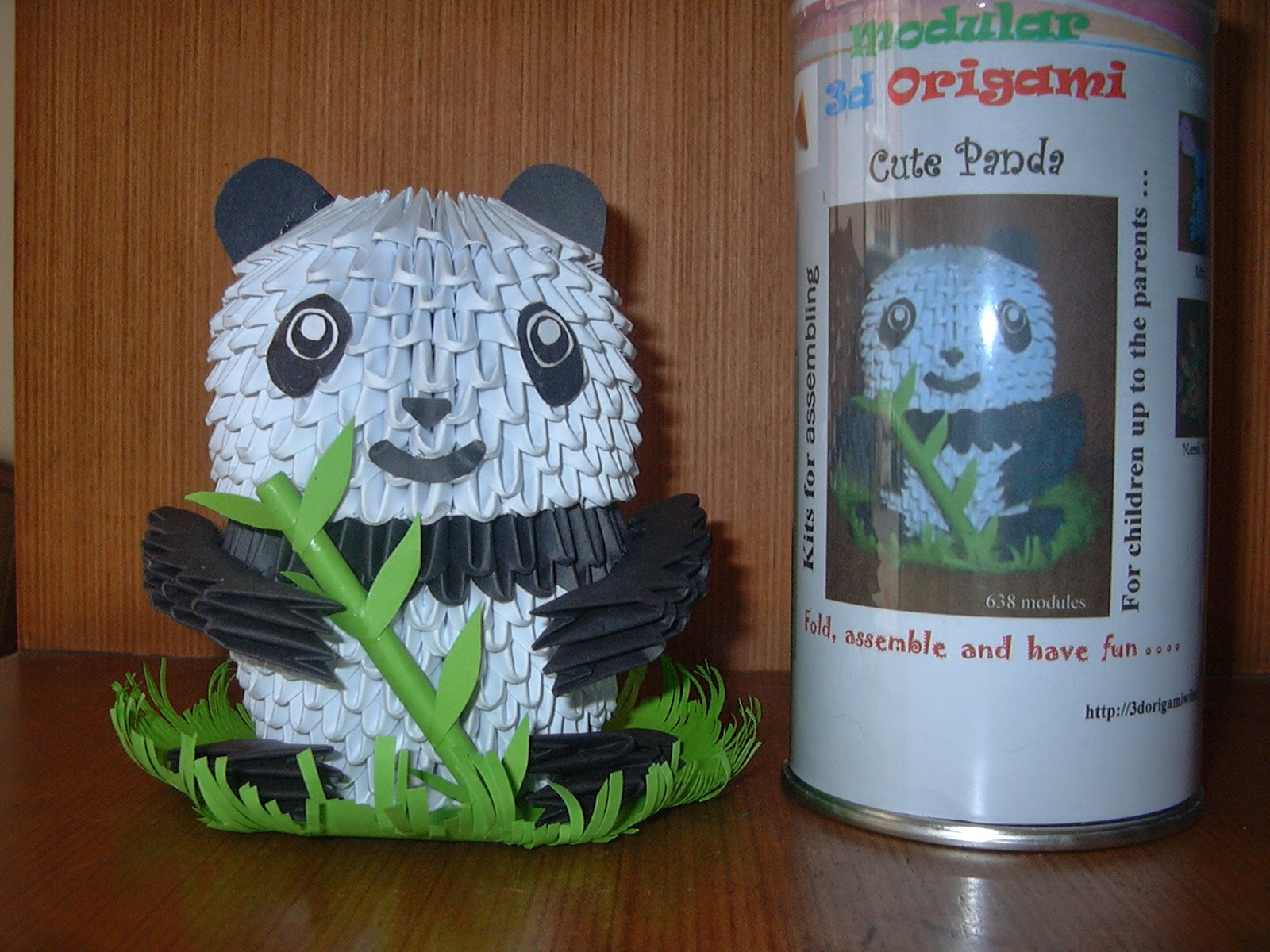 3dorigamiwilsujblogspot 2013 02 Model 3d Origami Animals