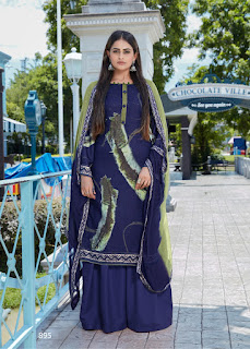 Bipson Signature Pashmina Salwar Kameez Collection