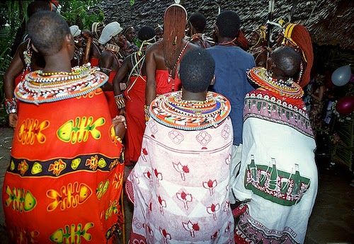 Maasai Women photo by neate photos
