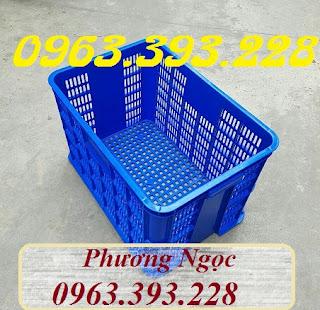 Sóng nhựa rỗng đựng nông sản, sọt nhựa đựng đồ may mặc, thùng nhựa rỗng chứa đồ  Cae45bacc0d926877fc8