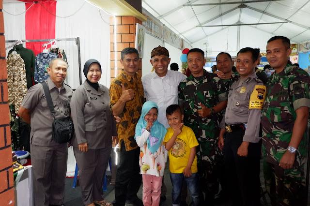 Kodim Karanganyar – Resmi Pameran Karanganyar Expo Tahun 2019 Di Buka